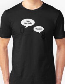 Maths - Hey, Nice Belt Unisex T-Shirt