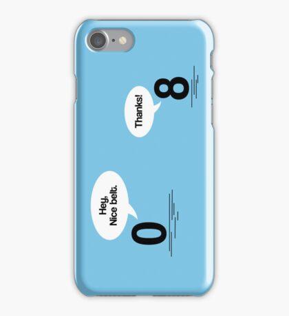 Maths - Hey, Nice Belt iPhone Case/Skin