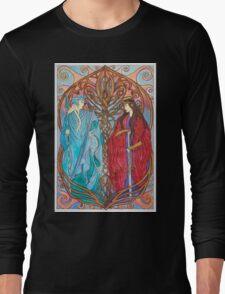 The Guardians of Vanyar Long Sleeve T-Shirt