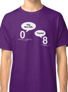 Maths - Hey, Nice Belt Classic T-Shirt