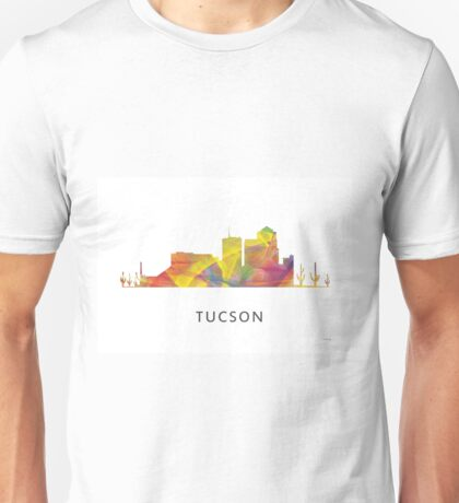 Tucson, Arizona Skyline WB1 Unisex T-Shirt