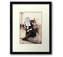 Alternate Ghosts Number 51 Framed Print