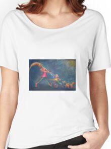Multi Tasking Women's Relaxed Fit T-Shirt