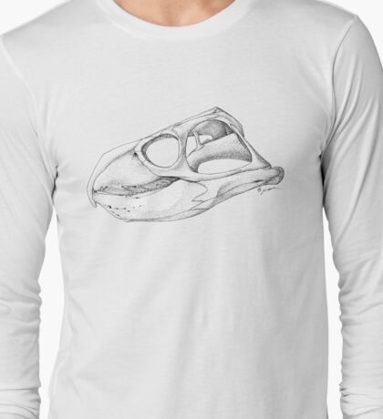 Rhynchosaurs Sure Are Weird - 1 Long Sleeve T-Shirt