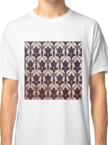221B Baker Street Wallpaper Classic T-Shirt
