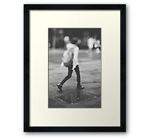 Tilt and shift #3 Framed Print