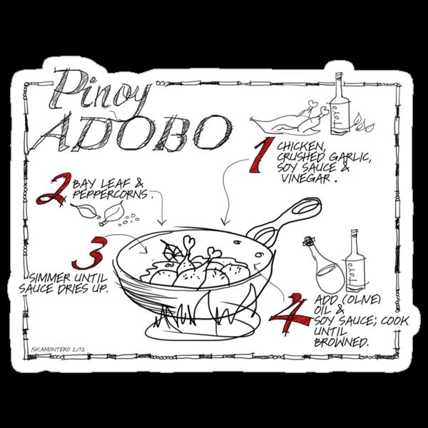 Chicken Adobo by iskamontero