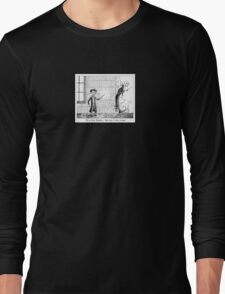 H is for Harry Long Sleeve T-Shirt