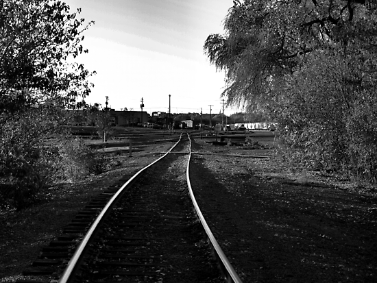 Sioux Falls Switch Yard by Scott Hendricks