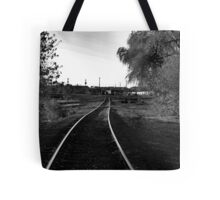 Sioux Falls Switch Yard Tote Bag