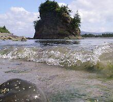 Garibaldi Oregon by Hannah Fenton-Williams