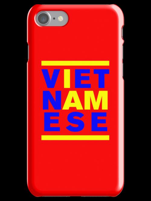 I AM VIETNAMESE by iloveisaan