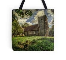 St. Andrews Church Tote Bag