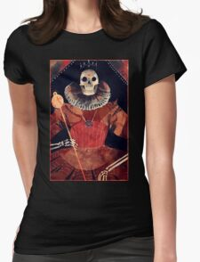 Ancient Queen Womens Fitted T-Shirt