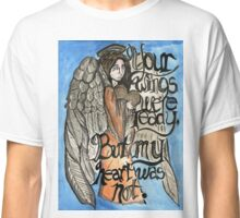 Mournful angel Classic T-Shirt