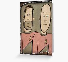 New Old Trek? Greeting Card