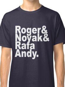 Tennis All-Stars Classic T-Shirt