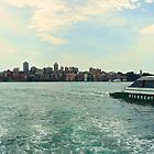 Sydney Harbour Pano by D-GaP
