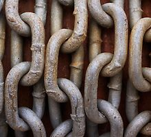The chains that hold you by Josef Pittner