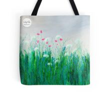 Waiting for a Butterfly Tote Tote Bag