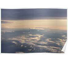 Dawn In The Skies Above England III Poster