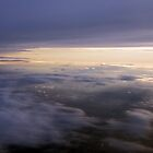 Dawn In The Skies Above England II by Richard J. Bartlett