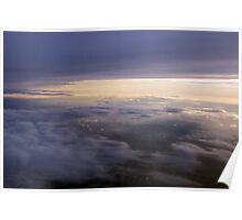 Dawn In The Skies Above England II Poster