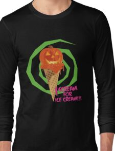 I Scream For Ice Cream!!! (Halloween Flavored) T-Shirt