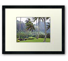 Ko'Olina Country Club II, Hawaii Framed Print
