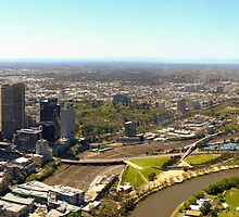 Eureka tower Melbourne Australia by grorr76