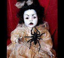 NURSERY CRYMES Spiderana by nakthag