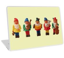 A Band of Gnomes Laptop Skin