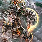 Mecha Death by ayamefataru