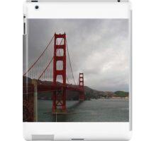 Golden Gate, San Francisco iPad Case/Skin