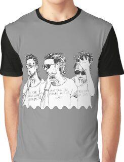 Matt Healy The 1975 Graphic T-Shirt