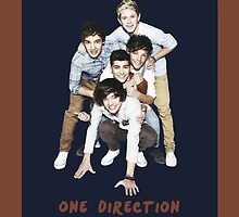 One Direction Case by jnnps