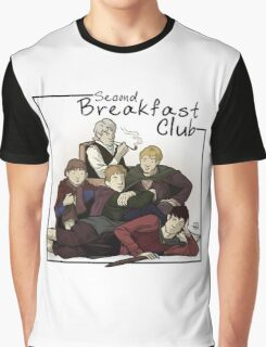 Second Breakfast Club Graphic T-Shirt