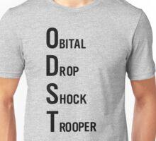ODST - Black Unisex T-Shirt