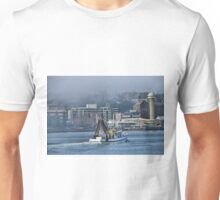 Snow White Returns - Newcastle Harbour NSW Australia Unisex T-Shirt