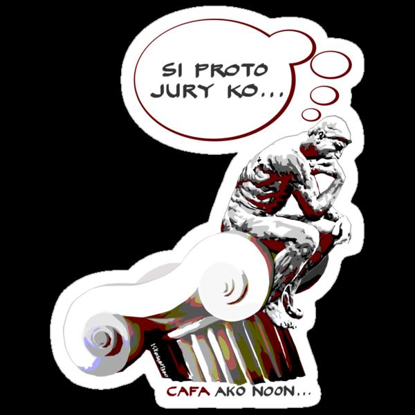 UST CAFA by iskamontero