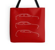 'Rocco History (dark background) Tote Bag