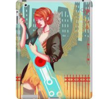 Red and Sword iPad Case/Skin