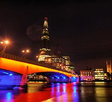 Overnight In London (2) by Larry Lingard/Davis