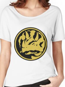 Triceratops Coin Women's Relaxed Fit T-Shirt