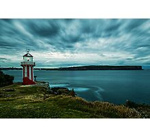 Let there be light - Hornby Light Photographic Print