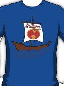 Brittana Shipping Company T-Shirt