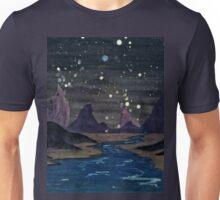 Indigo Planet Unisex T-Shirt