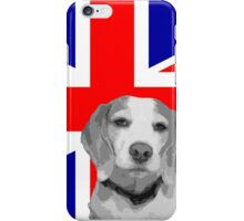 Union Jack Dexter iPhone Case/Skin