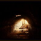 Tunnel by Mustafa UZEL