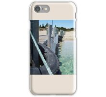 Jetty on the Mainland iPhone Case/Skin
